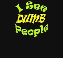 """I See Dumb People""  Tank Top"
