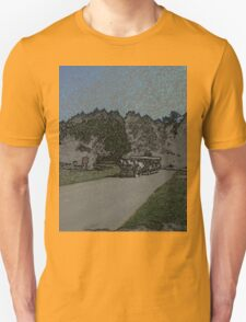 Carraige-Colored Pencil T-Shirt