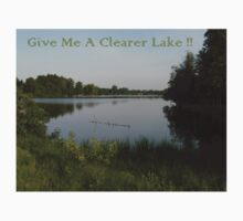 Clearer Lake by Brian Blaine
