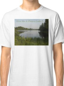 Clearer Lake Classic T-Shirt