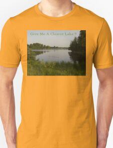 Clearer Lake T-Shirt