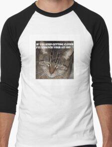 Cookie Meme Men's Baseball ¾ T-Shirt