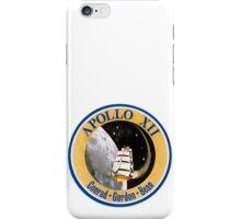 Apollo 12  iPhone Case/Skin