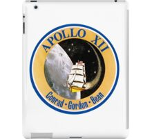 Apollo 12  iPad Case/Skin