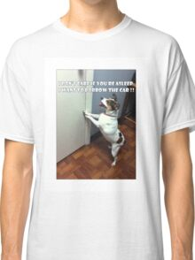 Dog Meme Classic T-Shirt