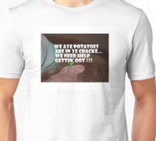 Ear Potatos Unisex T-Shirt