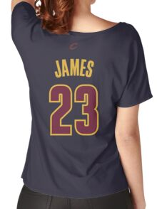 Lebron  James Women's Relaxed Fit T-Shirt