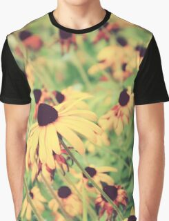 Rudbeckia - JUSTART ©  Graphic T-Shirt