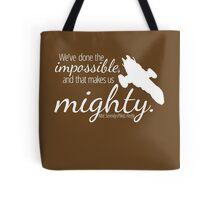 Firefly Shirt Tote Bag