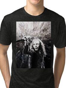 ronnie james dio Tri-blend T-Shirt