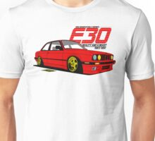 E30 - Beauty and a Beast Unisex T-Shirt