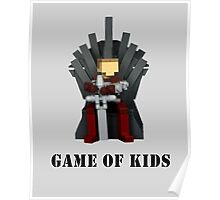 GAME OF KIDS Poster