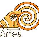 Deco Aries by qetza
