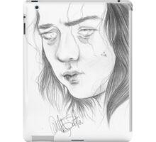 Arya Stark from Winterfell iPad Case/Skin