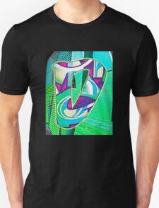 Urban Alphabet D Unisex T-Shirt