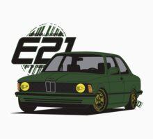 E21- A Legend in the making. by iDubberEA