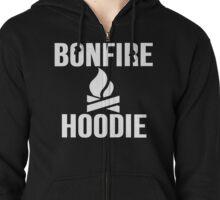 Bonfire Hoodie Zipped Hoodie