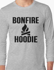Bonfire Hoodie Long Sleeve T-Shirt