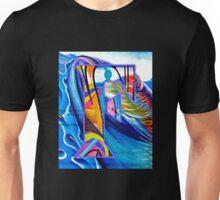Urban Alphabet F Unisex T-Shirt