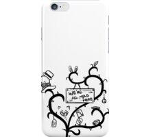 Mad Tea iPhone Case/Skin