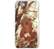 Ukulele iPhone Case/Skin