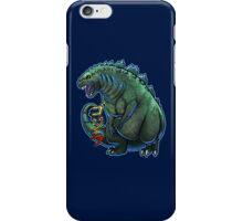 Godzilla Chibi iPhone Case/Skin