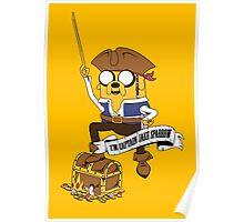 Captain Jake Sparrow Poster