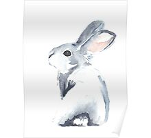 Moon Rabbit I Poster