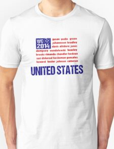 United States WC 2014 T-Shirt