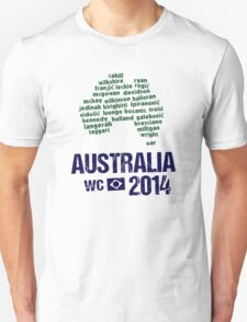 Australia WC 2014 T-Shirt