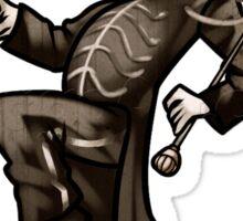 My Chemical Romance's The Black Parade Logo Sticker