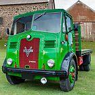 Vulcan Truck by Keith Hawley