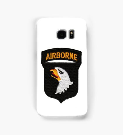 101st Airborne - Cell Phone Case - T-Shirt - Tote Bag - Pillow... Samsung Galaxy Case/Skin
