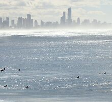 A Surfer's Paradise by davidandmandy