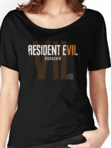 Resident Evil VII Women's Relaxed Fit T-Shirt