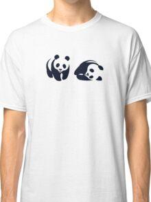 wwf funny logo Classic T-Shirt