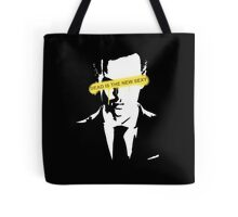Jim Moriarty Dead is the new sexy Tote Bag