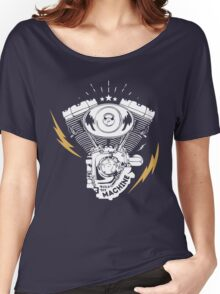 life ride machine Women's Relaxed Fit T-Shirt