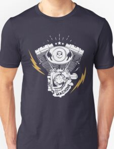 life ride machine Unisex T-Shirt