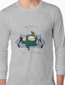 Pokemon Snorlax Long Sleeve T-Shirt