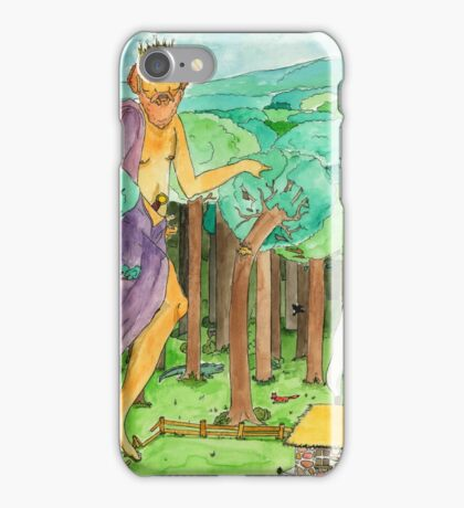 Destructive Titan Prince iPhone Case/Skin
