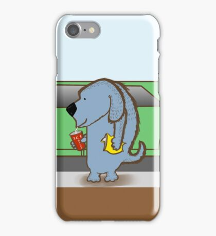 Justin Dogger iPhone Case/Skin