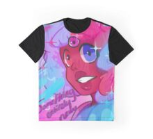 "garnet : steven universe ""something entirely new"" Graphic T-Shirt"