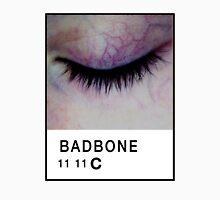Bad Bone (Pantone) Closed Eyelid 11:11 Unisex T-Shirt