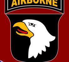 101st Airborne Vietnam Veteran -  iPad Case Sticker