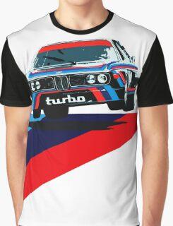 Retro Racing Graphic T-Shirt