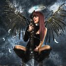 Angels Had Guitars Before They Had Wings by Martin Muir