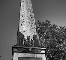 Cleopatra's Needle by Andrew Pounder