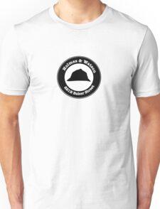 Holmes & Watson 221B Unisex T-Shirt