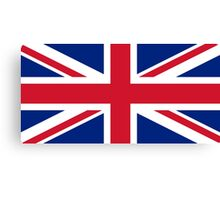 UK Flag (Union Flag) Products Canvas Print